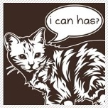 lolcat - i can has?
