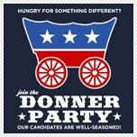 The Donner Party - hungry for something different?